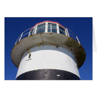 Cape Point Lighthouse, South Africa, Greeting Card