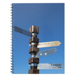 Cape Point South Africa Notebook