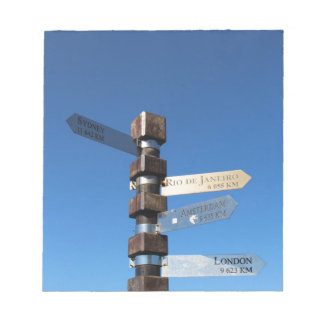 Cape Point South Africa Notepad