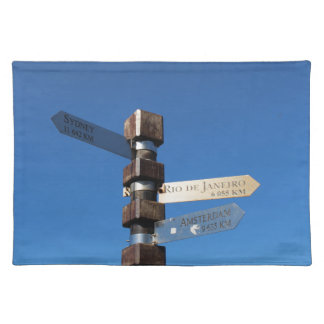 Cape Point South Africa Placemat