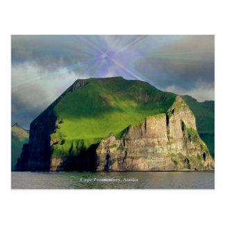 Cape Promontory Postcard
