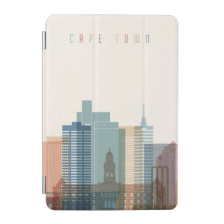Cape Town, Africa | City Skyline iPad Mini Cover