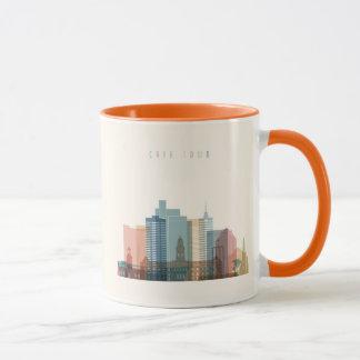 Cape Town, Africa | City Skyline Mug