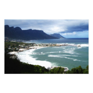 Cape Town Shore Customised Stationery