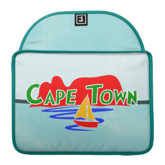 "Cape Town South Africa 13"" Macbook Pro Flap Sleeve"