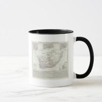 Cape Town, South Africa 2 Mug