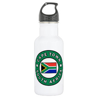 Cape Town South Africa 532 Ml Water Bottle