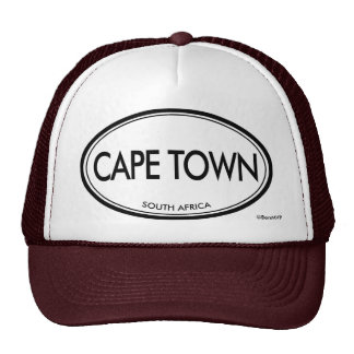 Cape Town, South Africa Cap