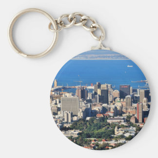 Cape Town, South Africa Key Chains