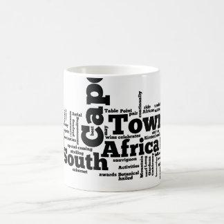 Cape Town, South Africa Mug