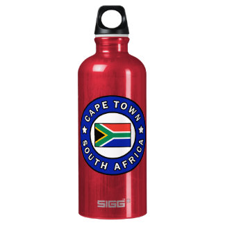 Cape Town South Africa Water Bottle