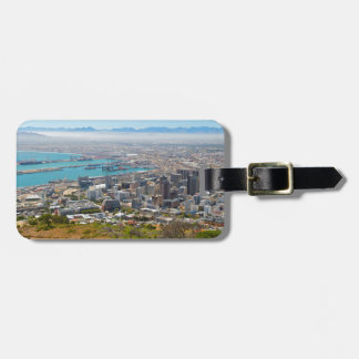 Cape Town, Western Cape, South Africa 3 Travel Bag Tag