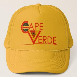 Cape Verde CV Trucker Hat