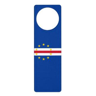 Cape Verde Flag Door Hanger
