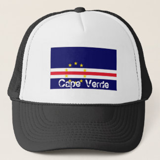 Cape verde flag hat
