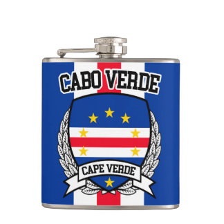 Cape Verde Hip Flask