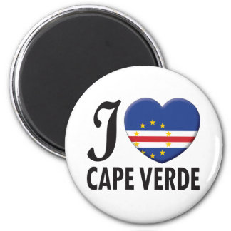 Cape Verde Love Magnet