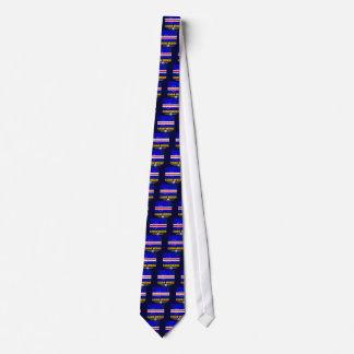 Cape Verde Pride Tie
