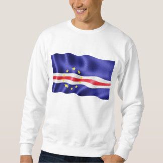 Cape Verde Waving Sweatshirt