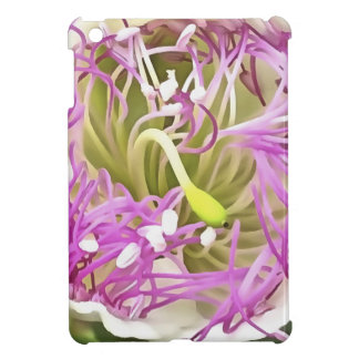 Caper Flower Blossom Cover For The iPad Mini