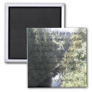 Capilano - Robert Louis Stevenson Fridge Magnets