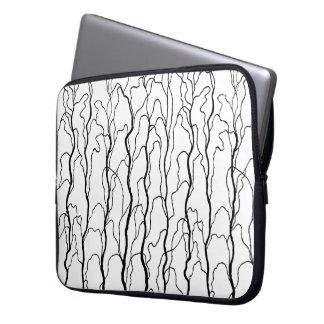 capillary I Laptop Sleeve