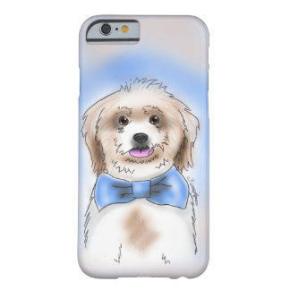 Capinha de Cachorro Barely There iPhone 6 Case