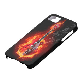 Capinha Guitar iPhone 5 Case