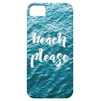 capinha of cellular beach please case for the iPhone 5