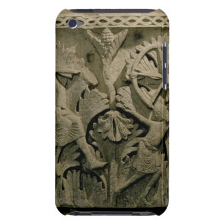 Capital depicting a man shooting an arrow into the barely there iPod cases