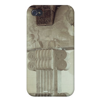 Capital in the Persian style iPhone 4 Covers