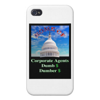 Capital iPhone 4/4S Covers