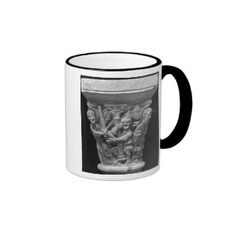 Capital of a column mugs