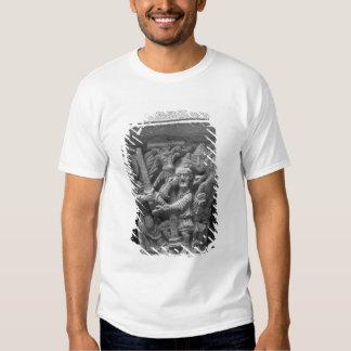 Capital of a column tee shirt