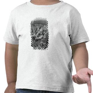 Capital of a column tshirts