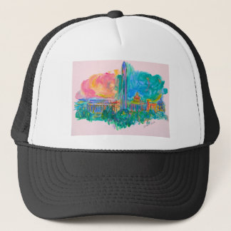 Capital Swirl Trucker Hat