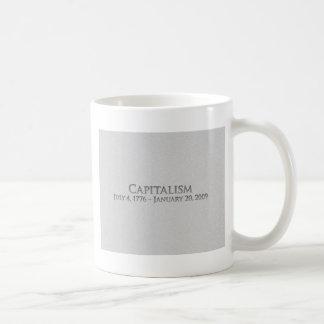 Capitalism  July 4, 1776 – January 20, 2009 Mug