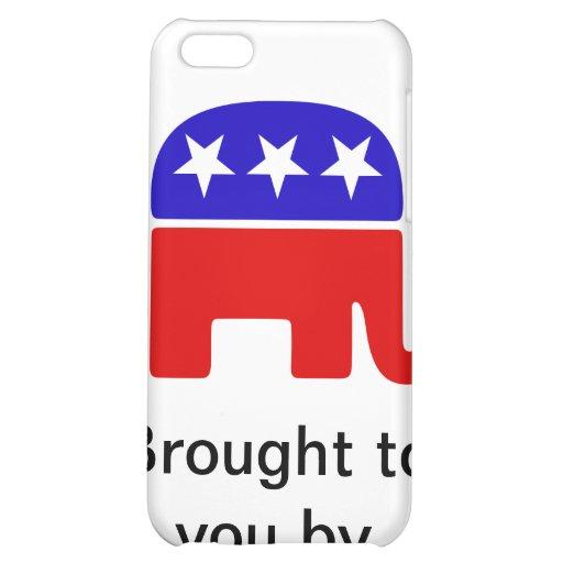 Capitalism Phone Case iPhone 5C Cover