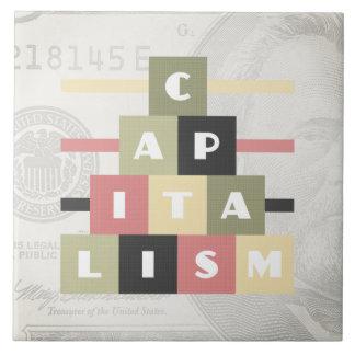 Capitalism Tile