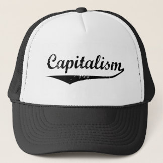 Capitalism Trucker Hat