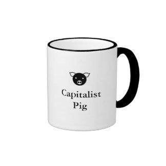 Capitalist Pig Coffee Mug