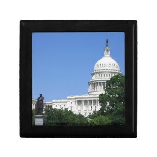 Capitol Building in Washington DC Gift Box