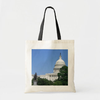 Capitol Building in Washington DC Tote Bag