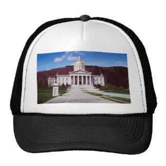 Capitol building, Montpelier, Vermont, U.S.A. Trucker Hat