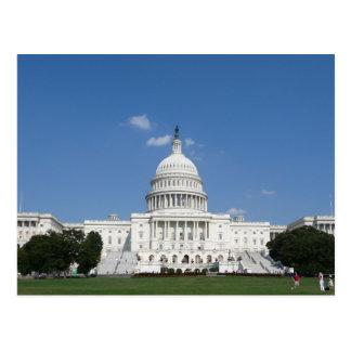 Capitol Building, Washington D.C. Postcard