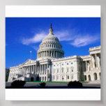 Capitol-Building-Washington-DC Print