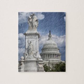 Capitol Building Washington DC Puzzles