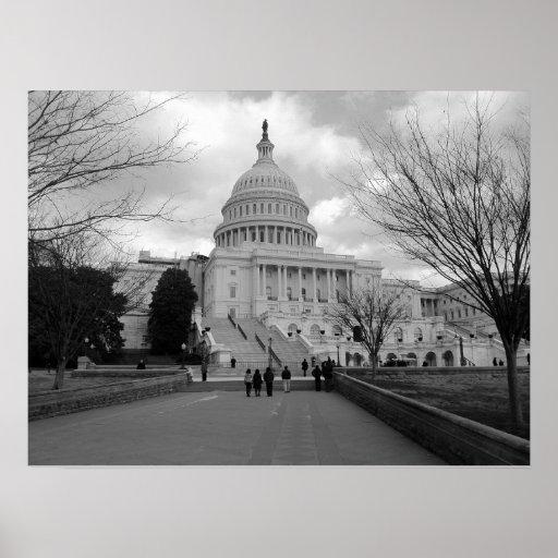 Capitol Buildling Print