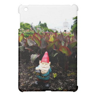 Capitol Garden Gnome iPad Mini Cases