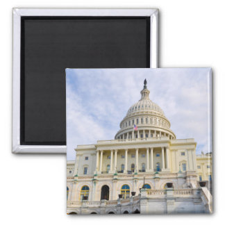 Capitol Hill Building in Washington DC Magnet
